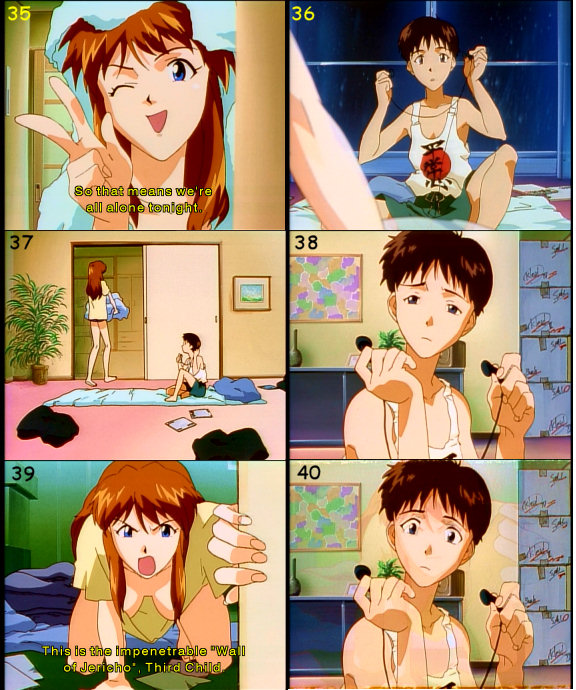 shinji and asuka relationship fanfiction